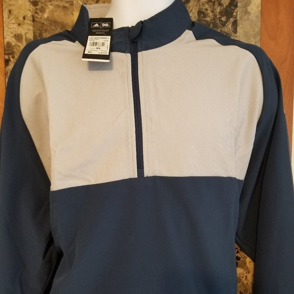 adidas Other - Adidas Men's Golf Stretch Wind Jacket